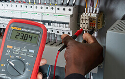Electrical maintenance and safety testing